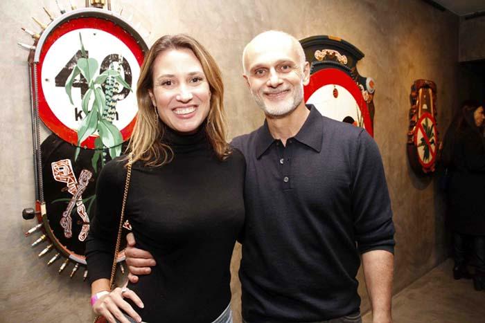 Galeria Zero; Bianca Boeckel e Corrado Varoli