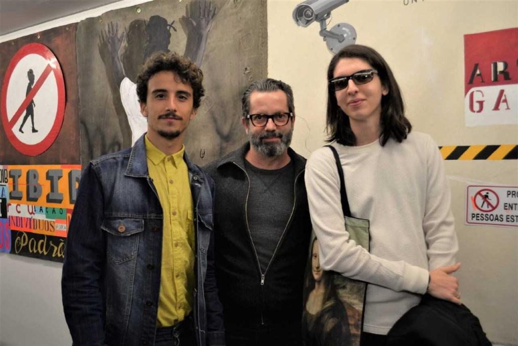 João Marcos, Luciano Rios e Victor VALERY