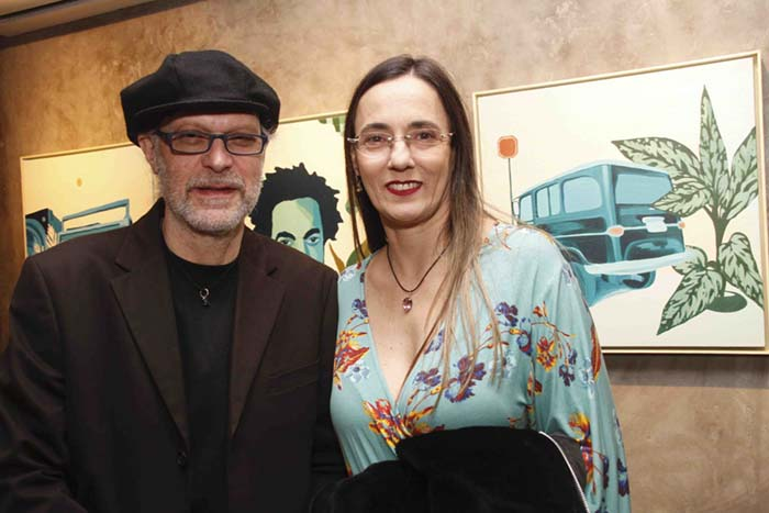 Galeria Zero; Kimkehl e Lara Pap