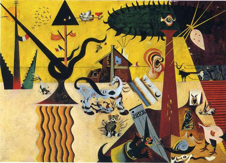 O Campo Lavrado (1924)