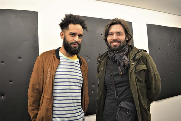 Robinho Santana e Ricardo Alves