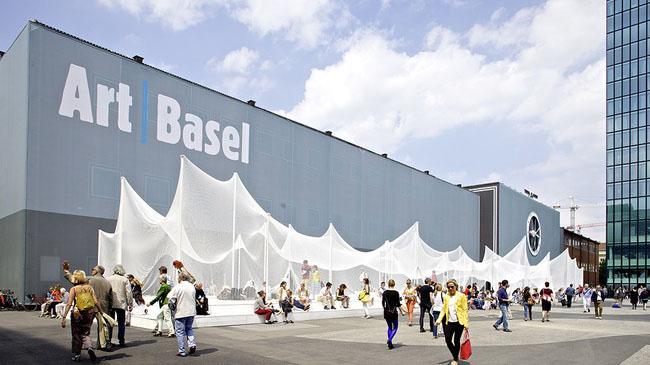 feiras de arte; Art Basel in Basel, 2014