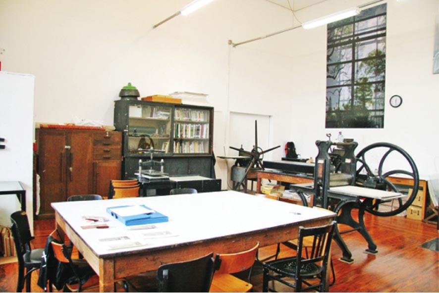 Atelier museu lasar segall copy