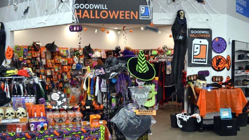 Loja de Halloween