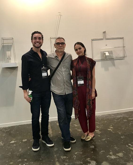 Sp Arte 2019 | Felipe Hegg,Claudio Alvarez e Victoria Zuffo