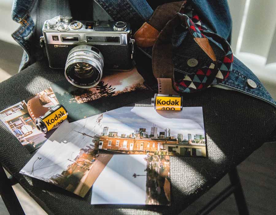Kodak   Uma revolução fotográfica