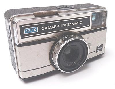 Kodak Instamatic 177X, 1976