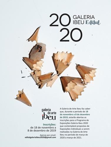 Programa de Exposições Galeria Ibeu 2020