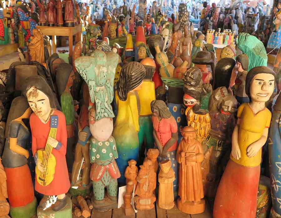 Arte folclórica e arte popular, qual é a diferença?