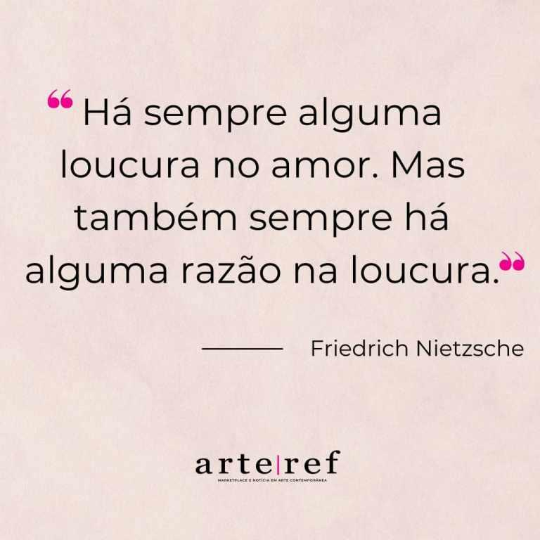 Nietzsche; Frases de amor