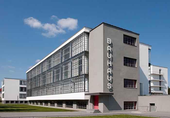 Escola de Arte Bauhaus em Dessau