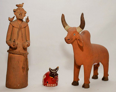 boi bumba - arte folclórica