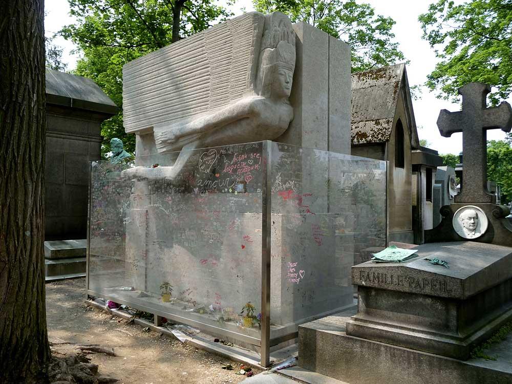 Túmulo de Oscar Wilde
