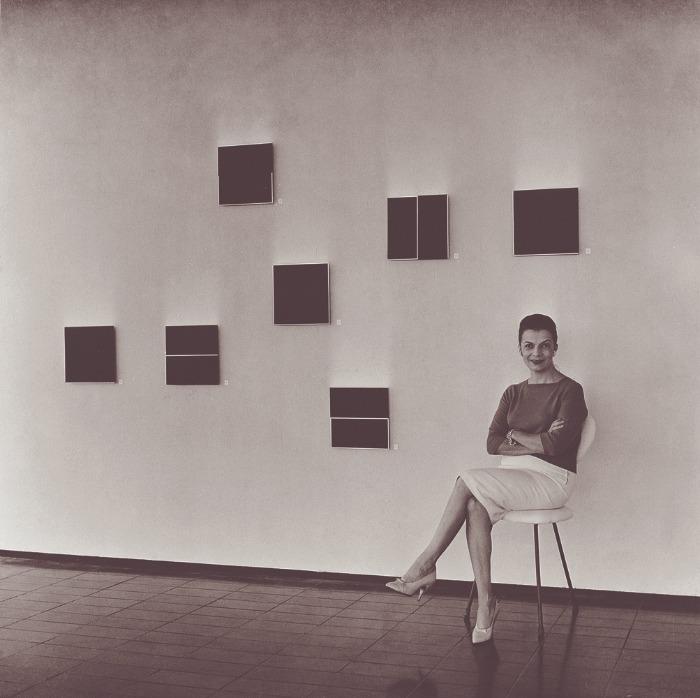 Lygia Clark, Uma Retrospectiva, 2012 | Retrato da artista Lygia Clark