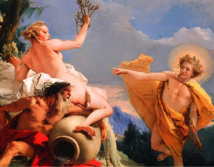 Tiepolo: entre o Barroco final e o Rococó