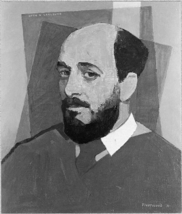 Otto G. Carlsund - Concretismo