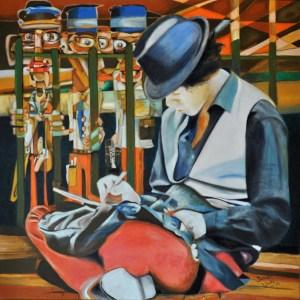 Jansen Vichy - Caderno de viagens, 2014
