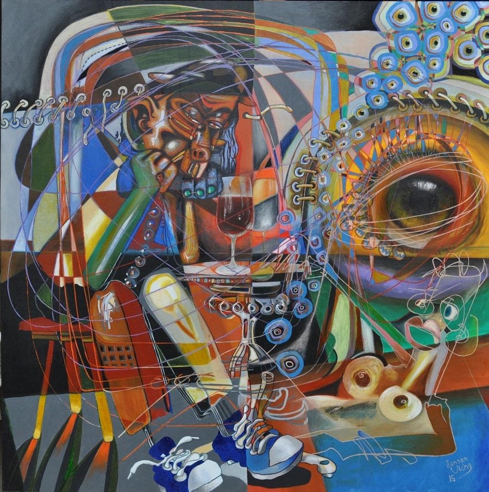 Jansen Vichy. O Atelier 1, 2015