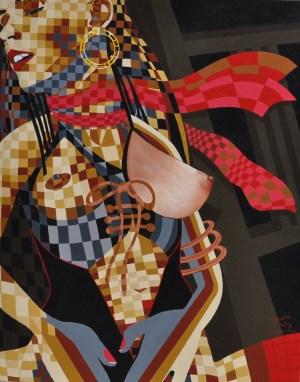 Jansen Vichy - O Espelho, 2006