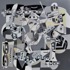 Jansen Vichy - Os músicos, 2010