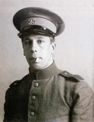 Theo van Doesburg, 1915 - Concretismo