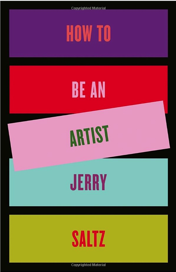 How to be an artist, livro