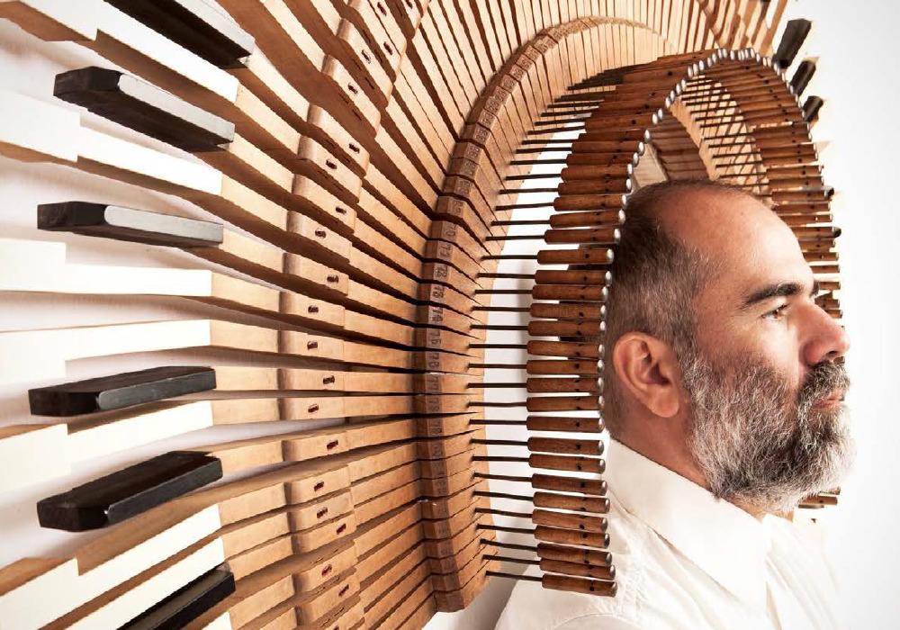 Ricardo Siri e a unificação entre arte e vida