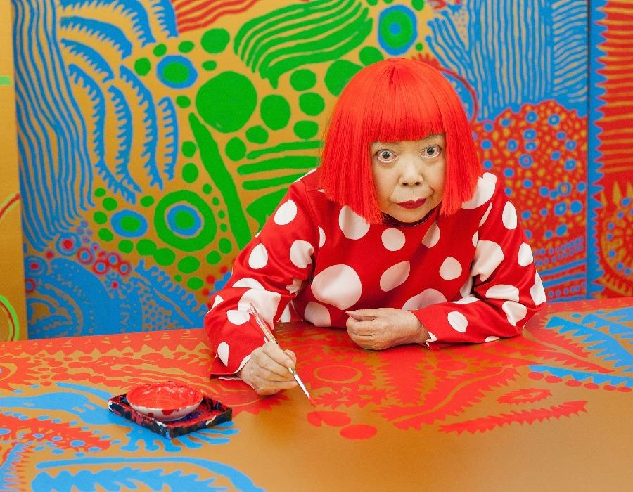 Yayoi Kusama: a sua criação artística e a esquizofrenia