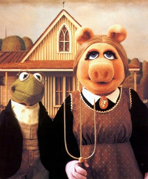 Muppetian Gothic