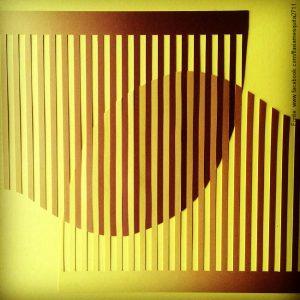 Flávia Mesquita; Meeting Series, 2016 – Escultura plana – trama em papel