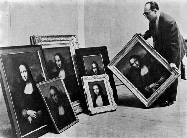 Falsificação de obra de arte