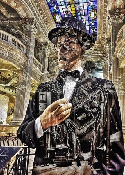 Oscar da Fotografia; Labirintos de Pessoa, obra de Alexandre Eckert (RS ), levou a estatueta Melhor Foto Editada_Montada - Edição 2019_2020