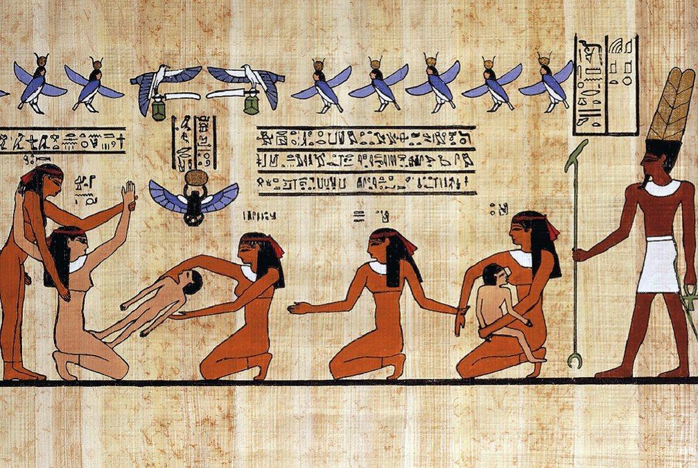 A medicina no Egito Antigo: entre ciência e magia