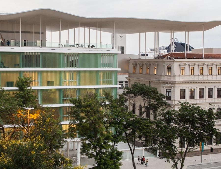 Museu de Arte do Rio no Youtube