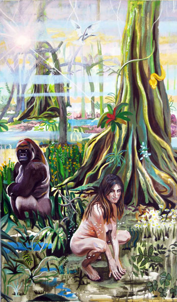Paraíso III - Fernanda