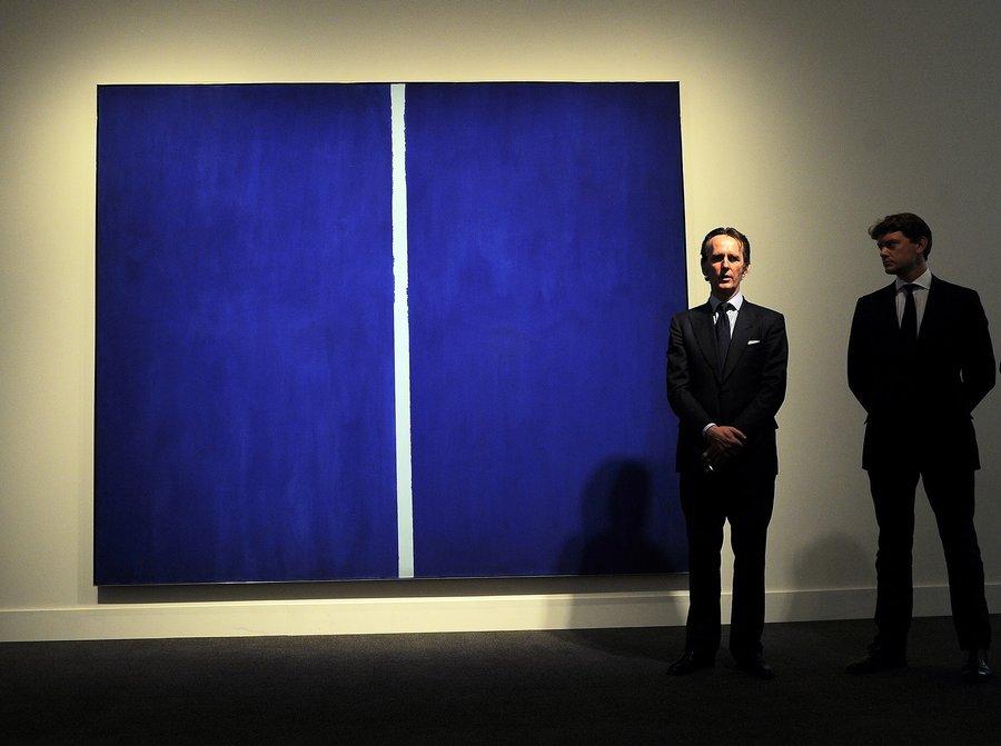 Por que obras de arte são tão caras?