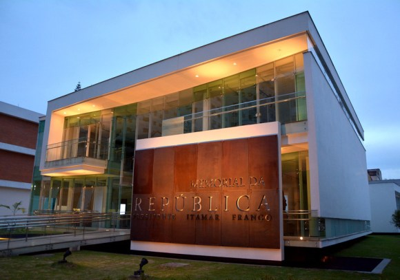 Memorial da República; 14ª Primavera dos Museus