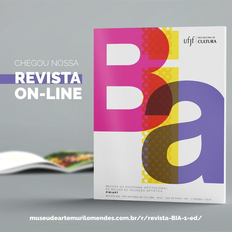 Revista BIA apresenta os projetos da primeira edição do Pibiart