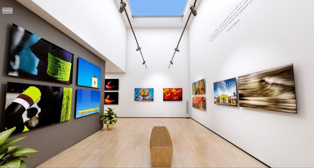 galeria renderizada