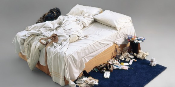 Tracey Emin - My bed