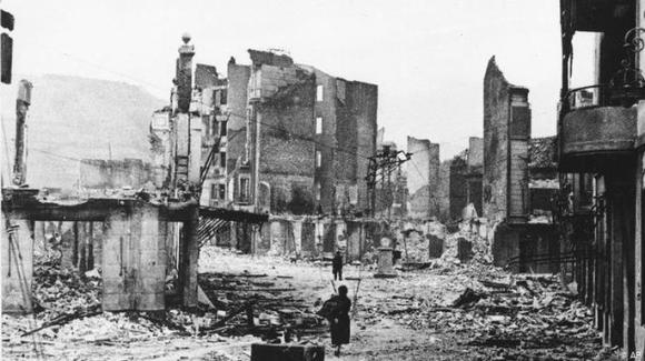Ruinas de Guernica