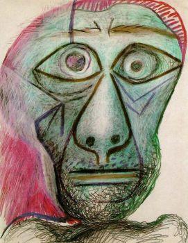 Auto-retrato, 1971.