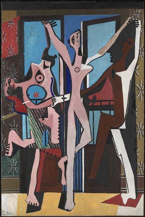 Três Dançarinos, 1925.