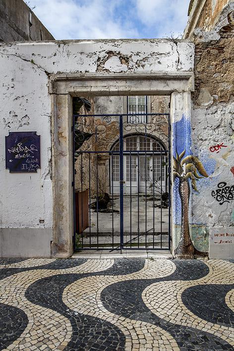 Patrícia Vieira. Street / O Portão dos Sonhos