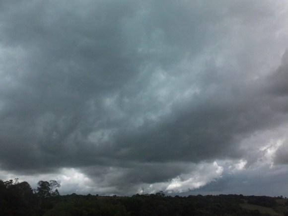 Fernando Rios. Antes da Tempestade III; Meteorofilias