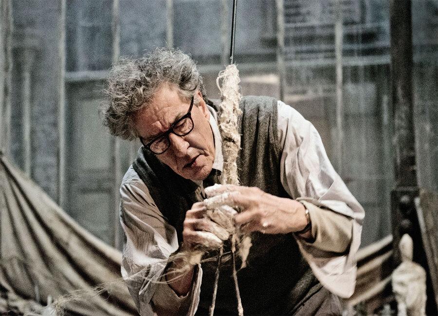 Alberto Giacometti: vitalidade e modernidade