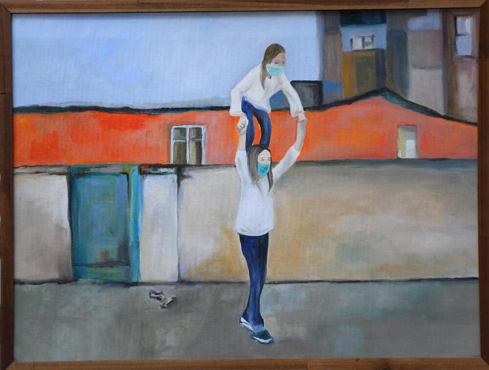 Celia Petrov - Isolamento III