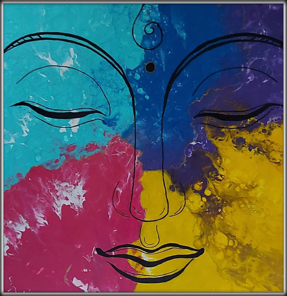Ciça Teori - Deusa Hindu.