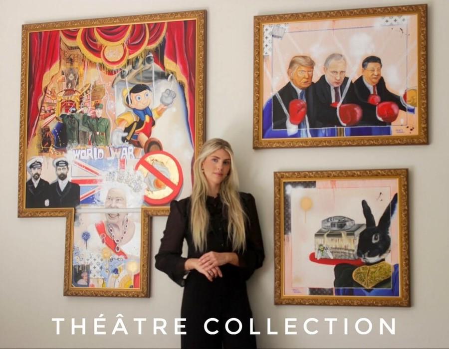Exposição Théâtre Collection