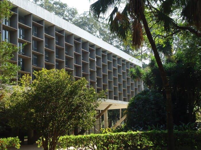 Arquitetura Parque Ibirapuera